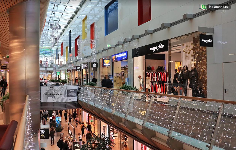 Молл Allee Mall в Будапеште
