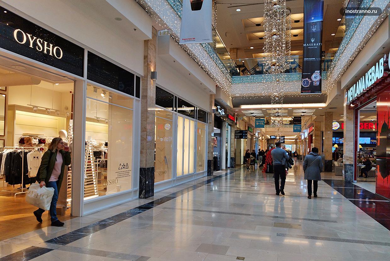 Торговый центр Арена Плаза