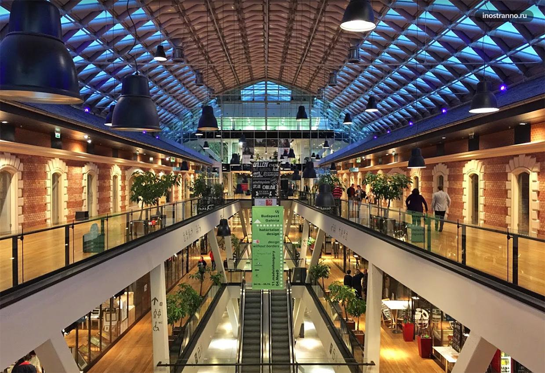Торговый комплекс Balna Budapest