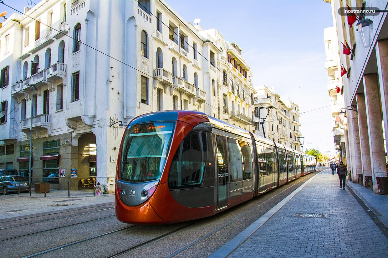 Касабланка трамвай