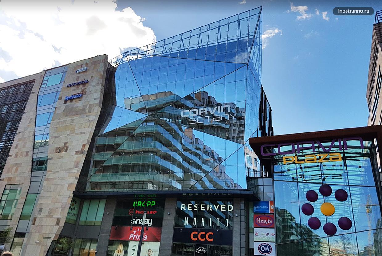 Торговый центр Корвин Плаза