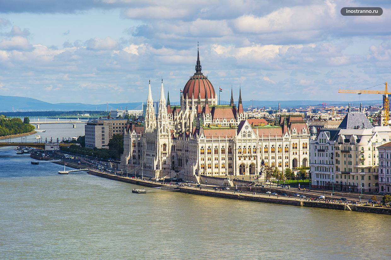 Венгерский парламент самое красивое здание в мире