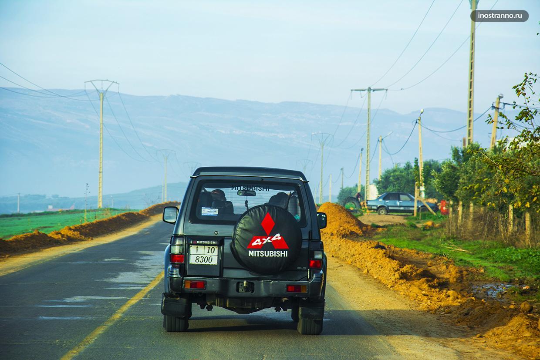 Аренда авто в Марракеше и аэропорту