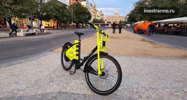 Шеринговые сервисы в Праге – краткосрочная аренда велосипедов, самокатов и автомобилей