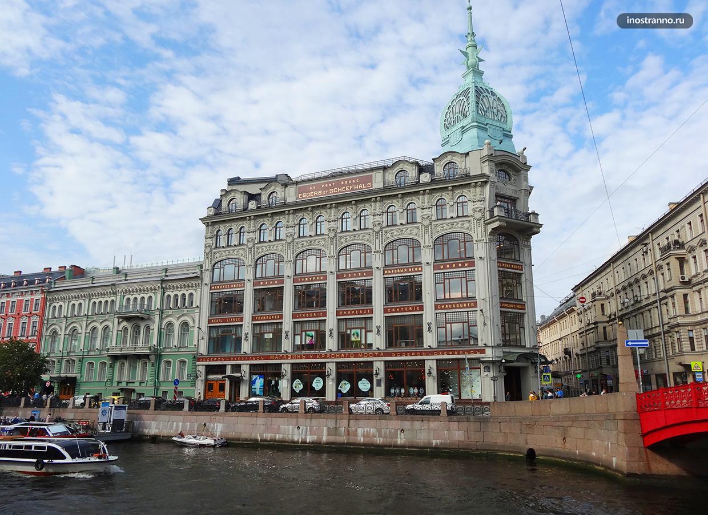 Санкт-Петербург набережная