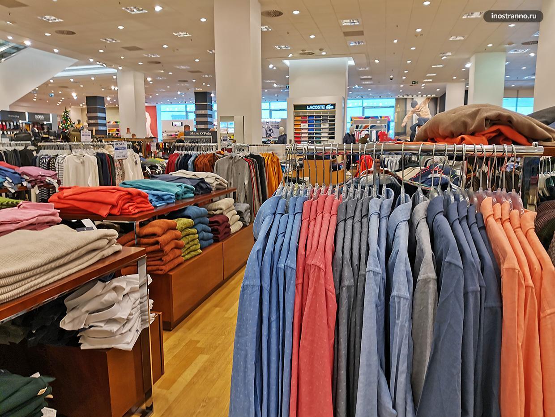 Торговый центр Вестэнд в Будапеште