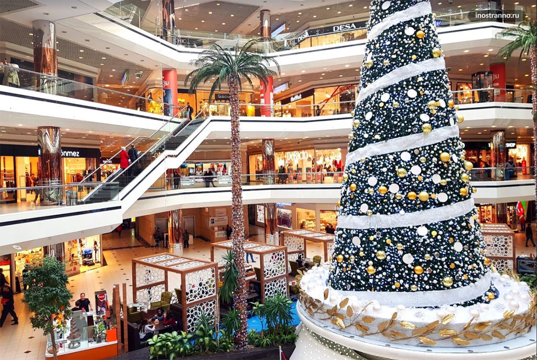 Джевахир Торговый Центр в Стамбуле