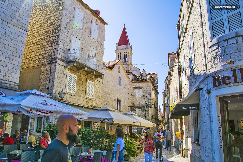 Хорватский город Трогир