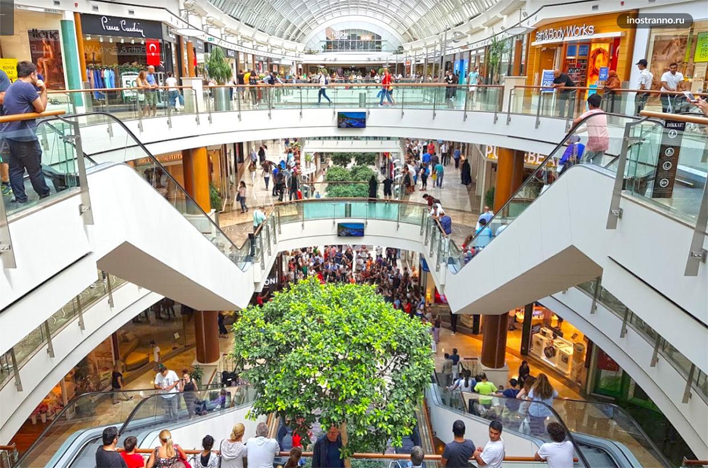 Истинье Парк торговый центр для шопинга в Стамбуле