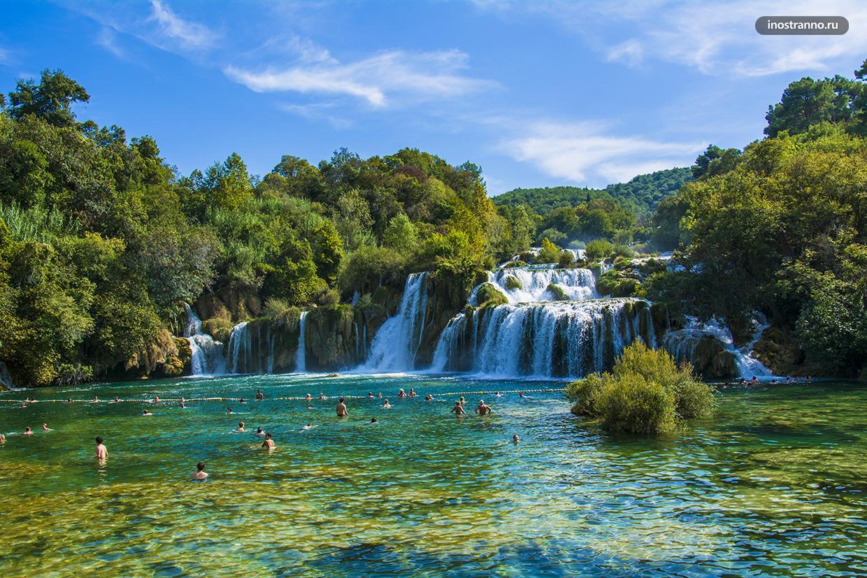 Самый красивый водопад в Европе