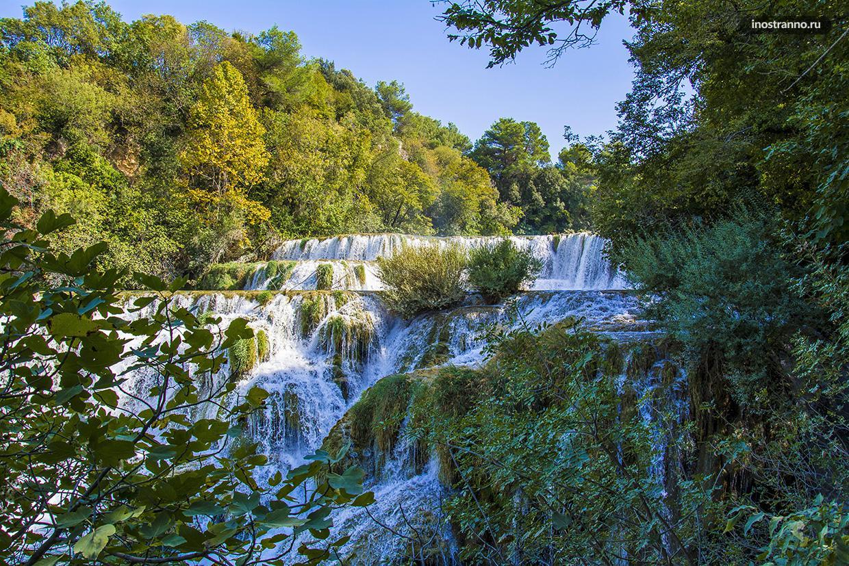 Природы Хорватии