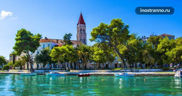 Трогир: средневековый город на острове