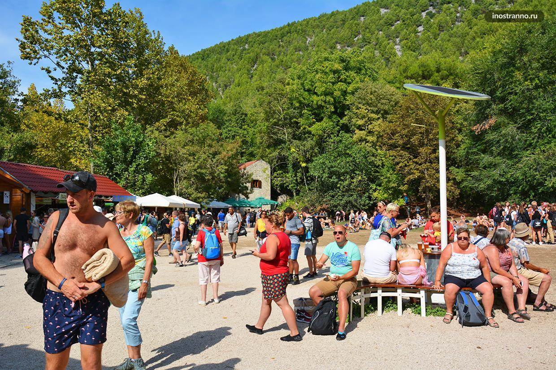 Где купаться в Хорватии