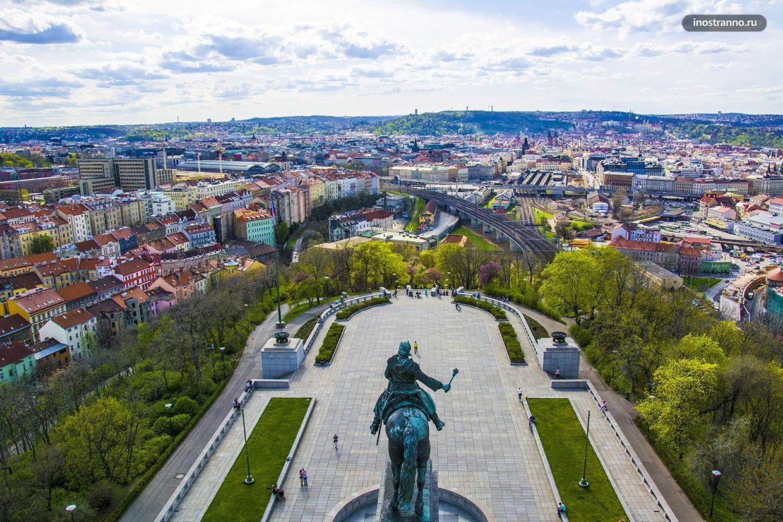 Лучшие смотровые Праги