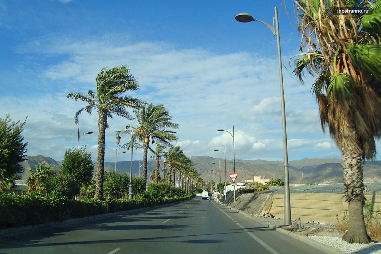 Аренда автомобиля в Малаге и аэропорту