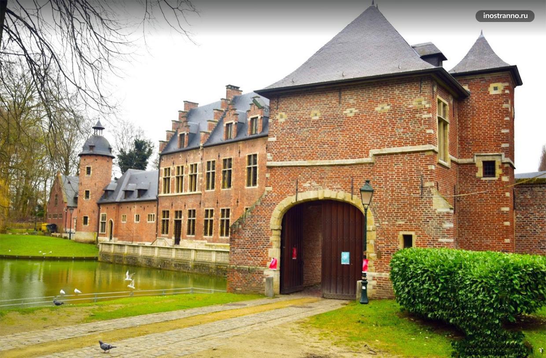 Замок Карревелд в Брюсселе