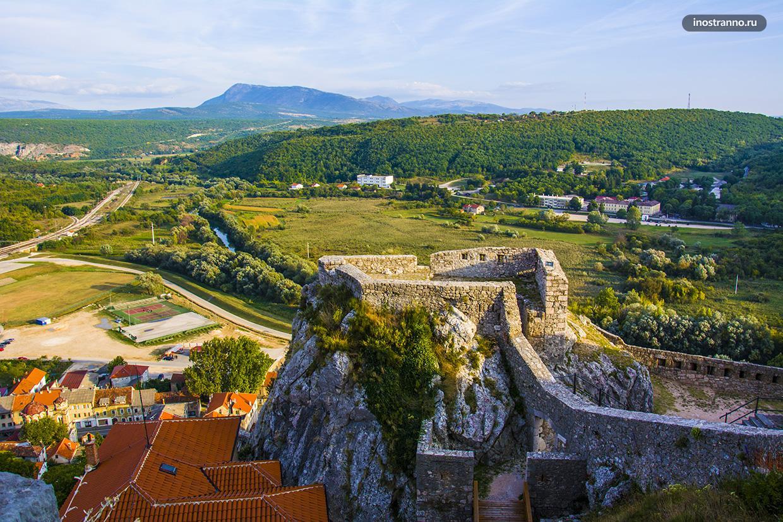 Хорватская сельская местность