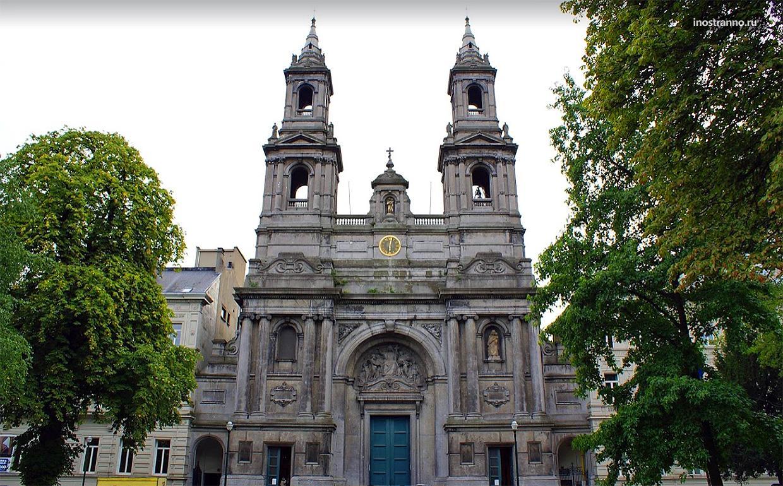 Церковь Святого Иосифа в Брюсселе