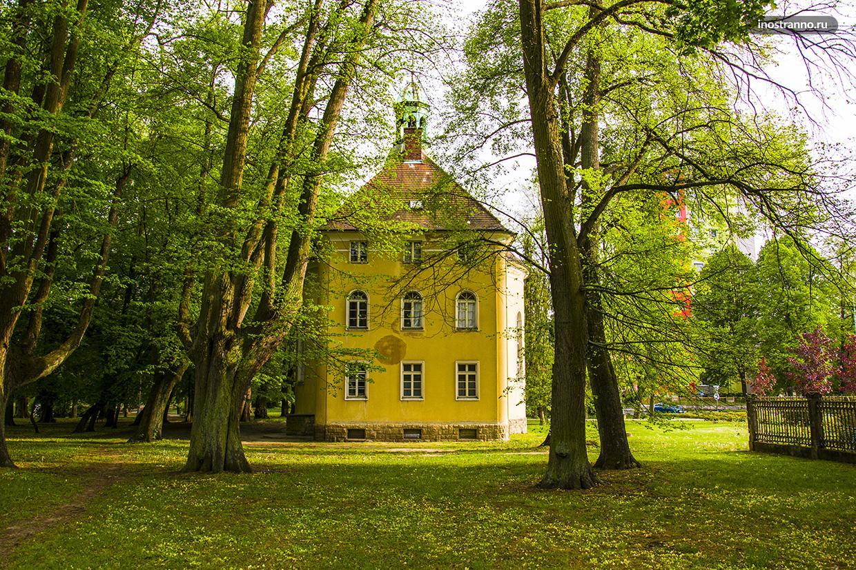 Парк в Чехии