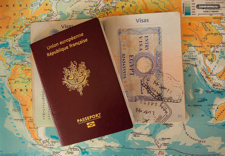 Европейский паспорт быстро и недорого