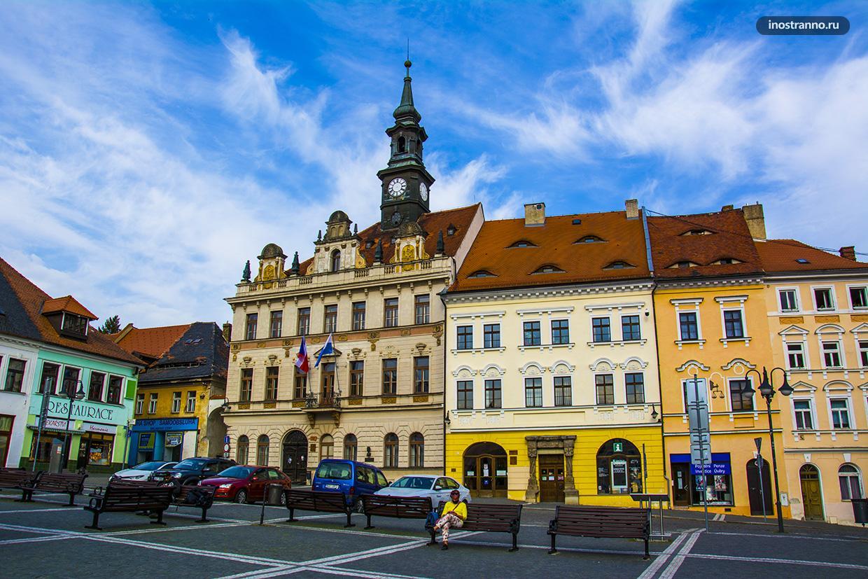 Ратуша в Чехии