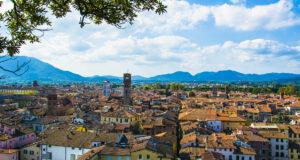 Моя очаровательная Лукка: прогулки по Тоскане