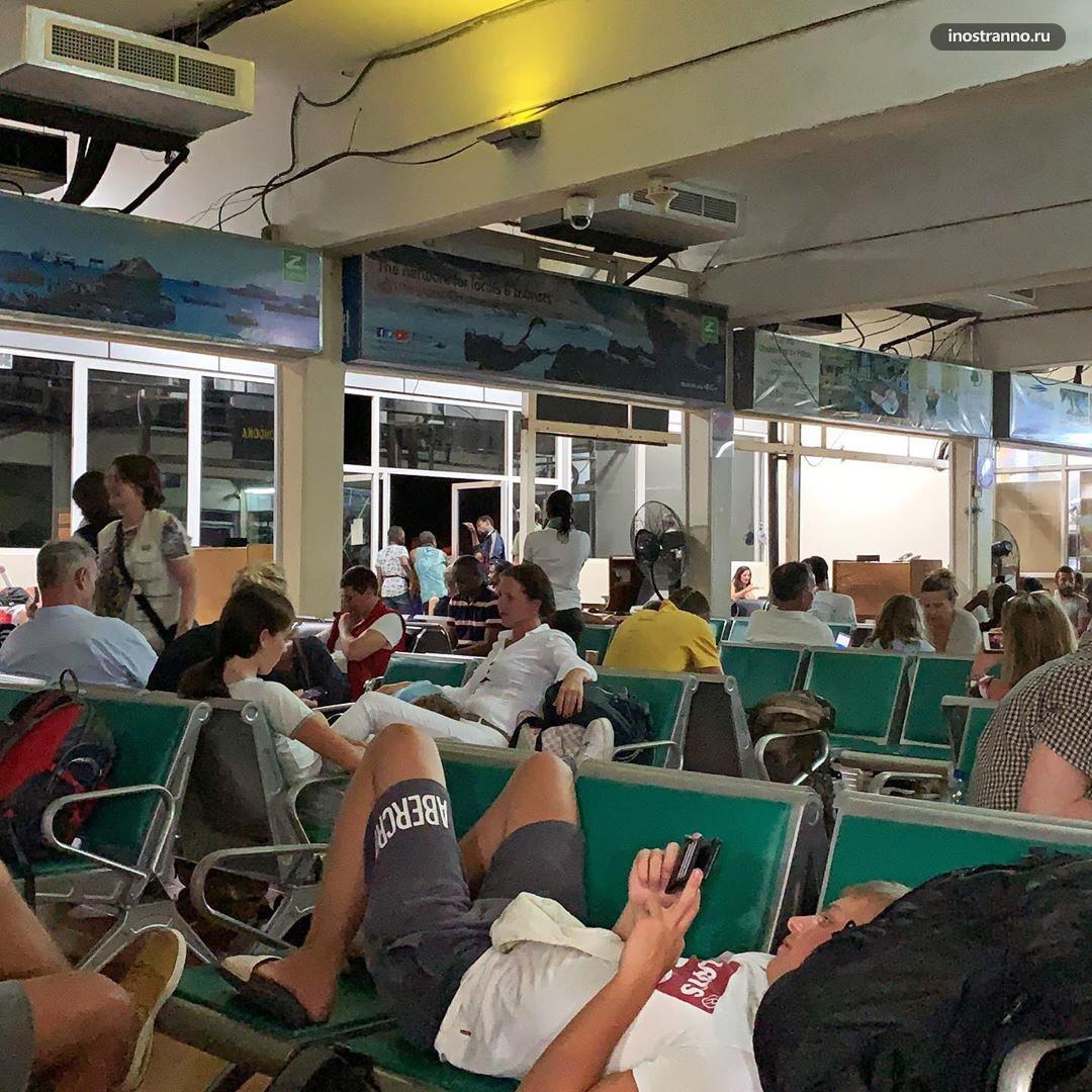 Аэропорт Занзибара отзывы как выглядит