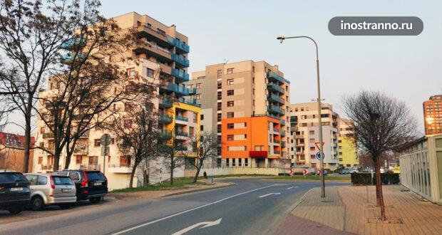 Цены на квартиры в Праге 2020