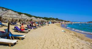 Аркутино – пляж с голубым флагом недалеко от Бургаса