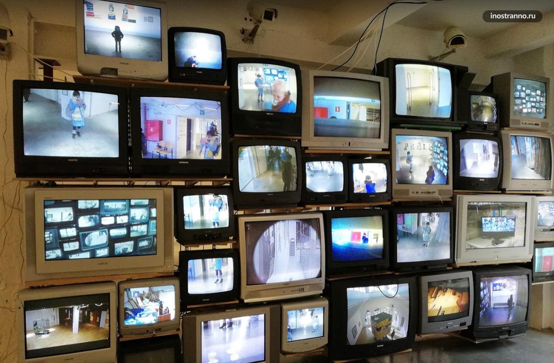 MIMA музей современного искусства в Брюсселе