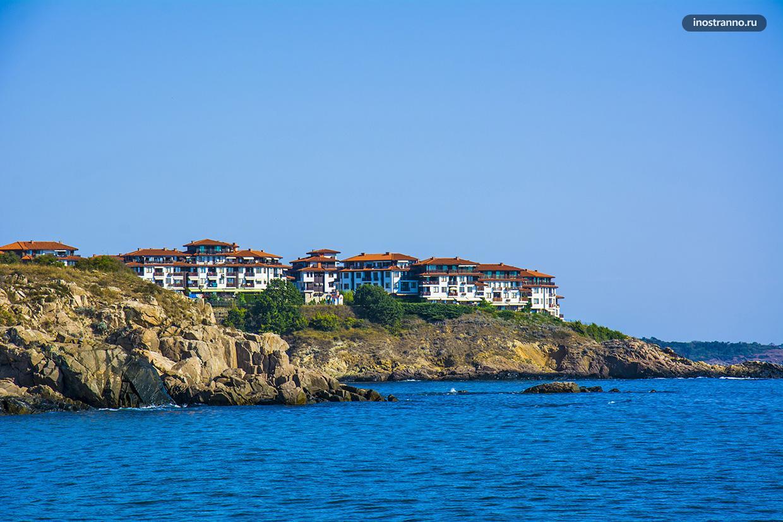 Saint Thomas Holiday Village отель в Болгарии