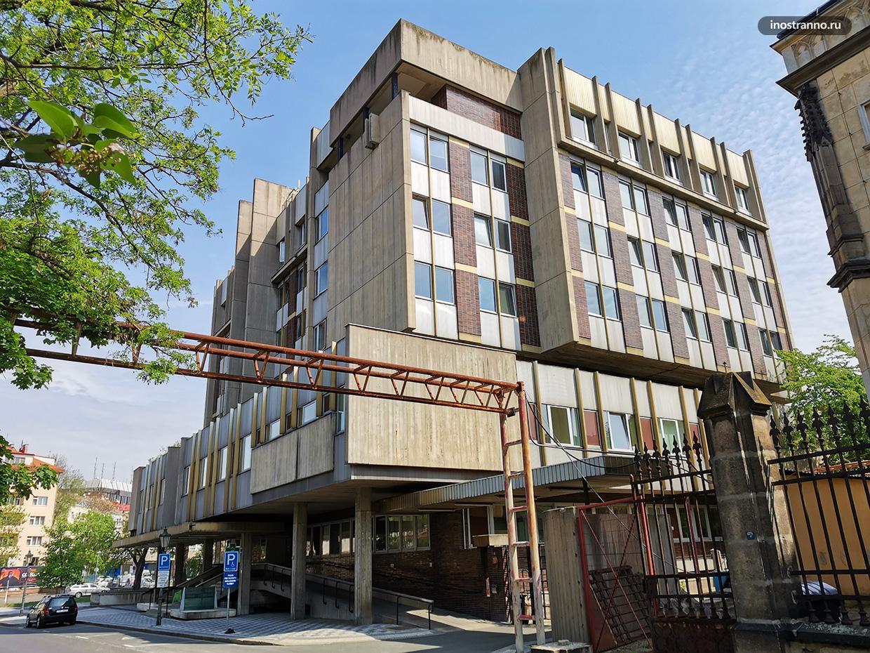 Урологическая клиника в Праге
