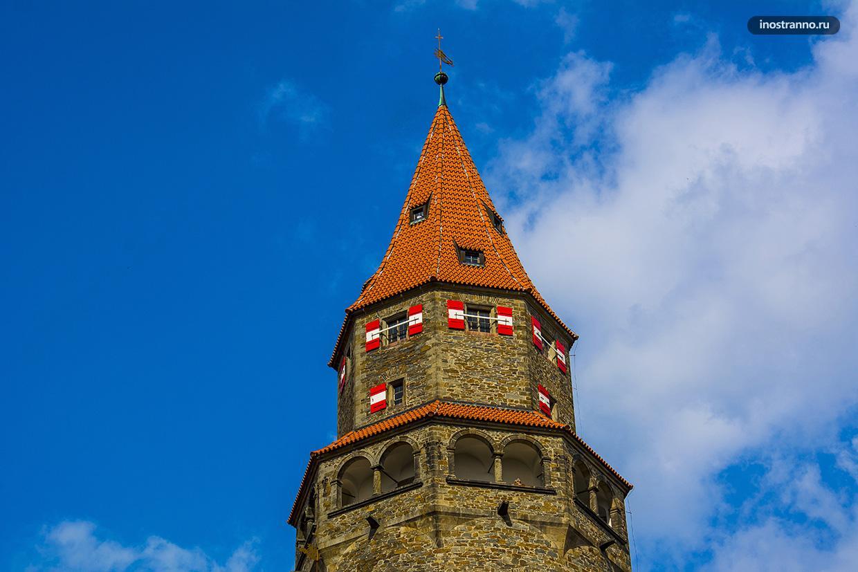 Замок Боузов история и факты