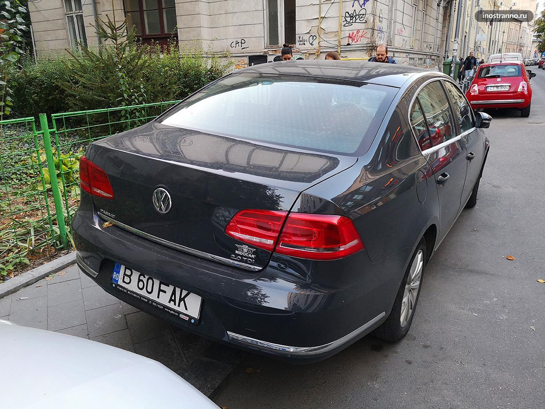 На автомобиле по Румынии