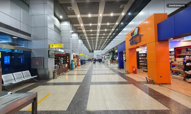 Терминал аэропорта Каира