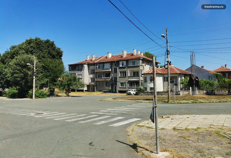 Болгарский город Малко-Тырново