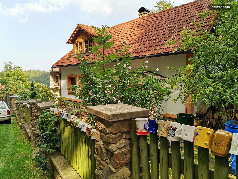 Чешская деревня