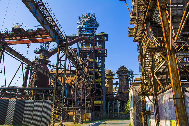 Индустриальный комплекс Долни-Витковице