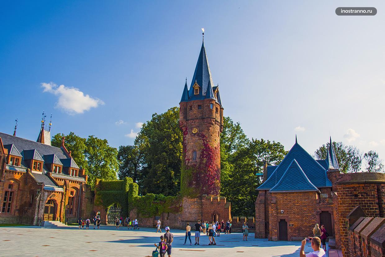 Обязательные для посещения замки в Чехии