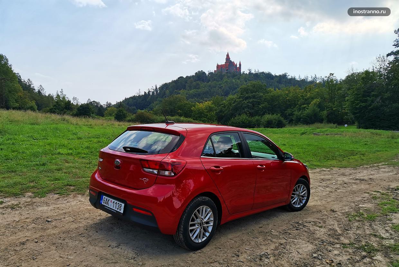 Аренда машины в Чехии