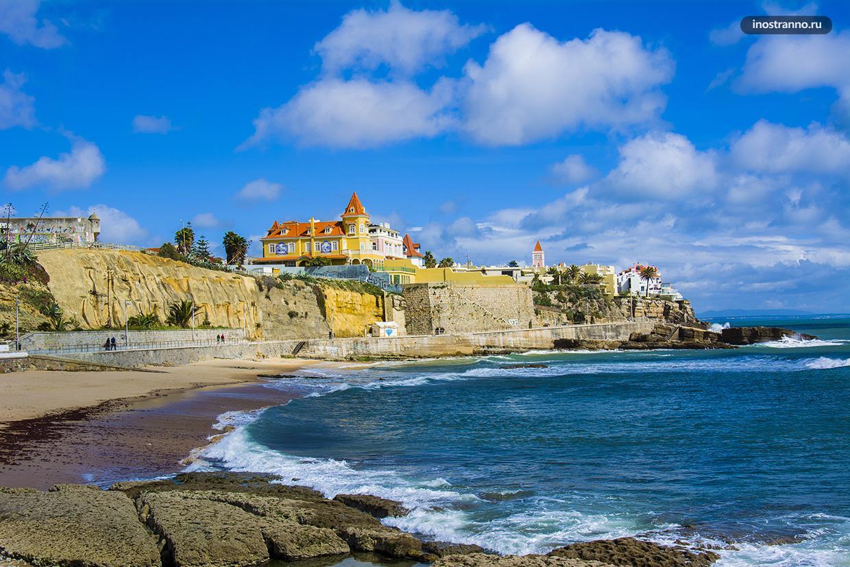 Невероятный Кашкайш города Португалии