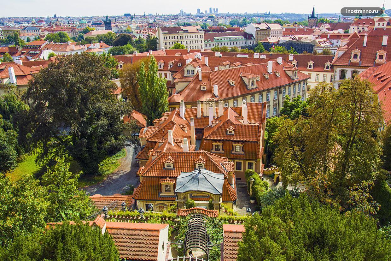 Самое романтичное место в Праге