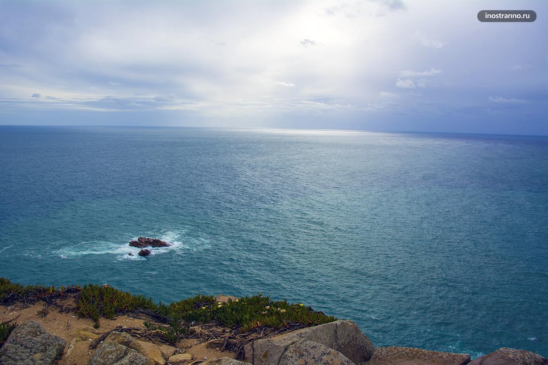 Панорама Атлантического океана