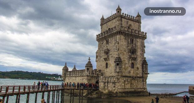 Белен – район Лиссабона с великолепной архитектурой