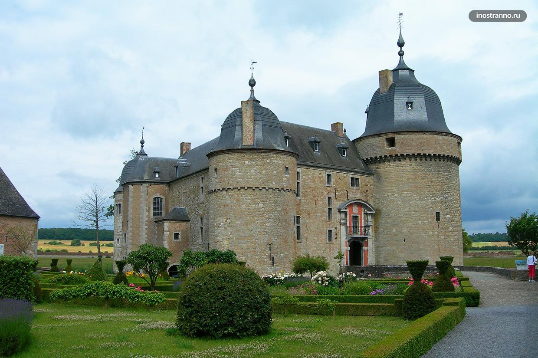 Замки Бельгии