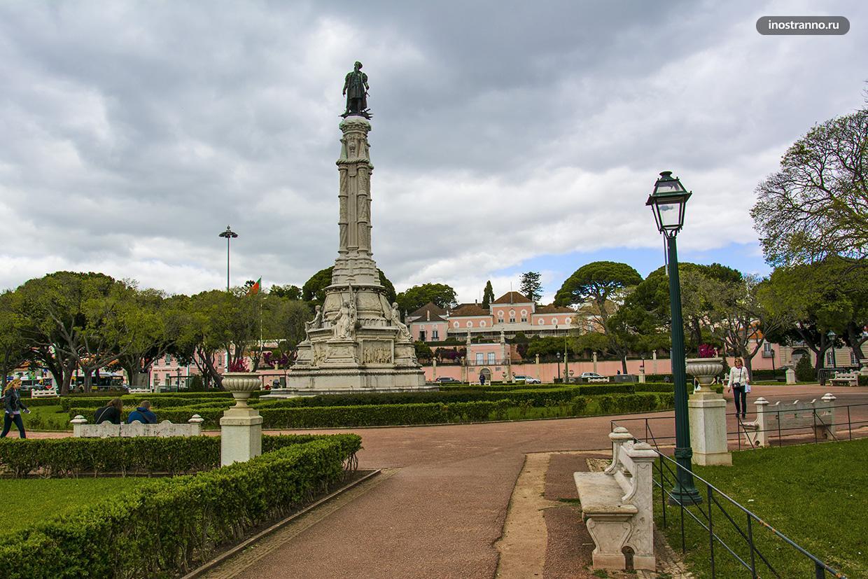 Очаровательный Беленский дворец в Лиссабоне