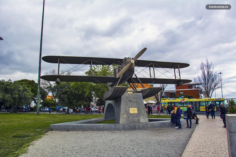 Самолет Fairey III