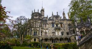 Синтра – сказочный уголок Португалии