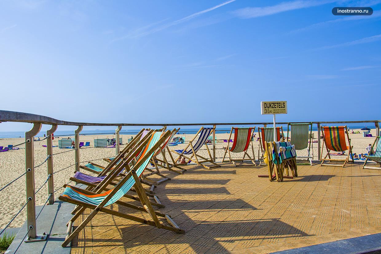 Остенде морской курорт недалеко от Брюсселя