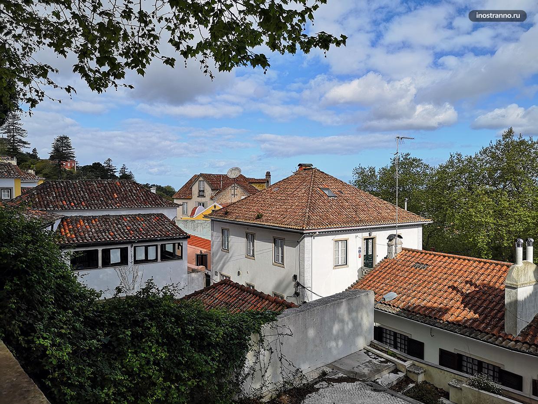 Португальские дома в Синтре